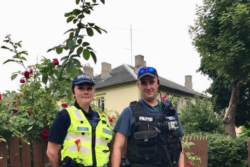 FOTOUUDIS | NUMMIMEETER PÕHJAS! Üliarmas politseikoer teeb Weekendil usinalt tööd