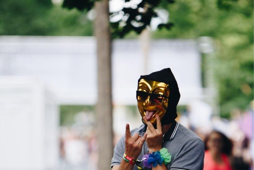 ÕHTULEHE GALERII   Weekend Festivali väravad on avatud, möll käib!