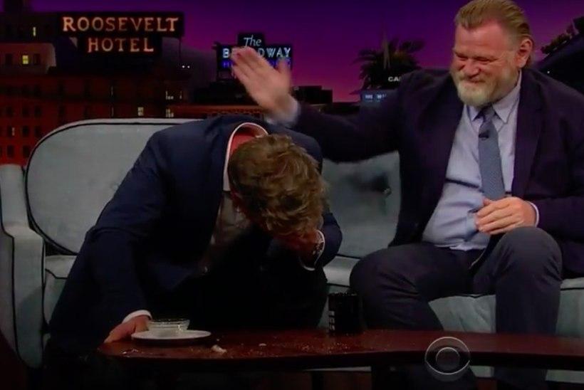 VIDEO | Staarkokk Gordon Ramsay hakkas jutusaates oksele