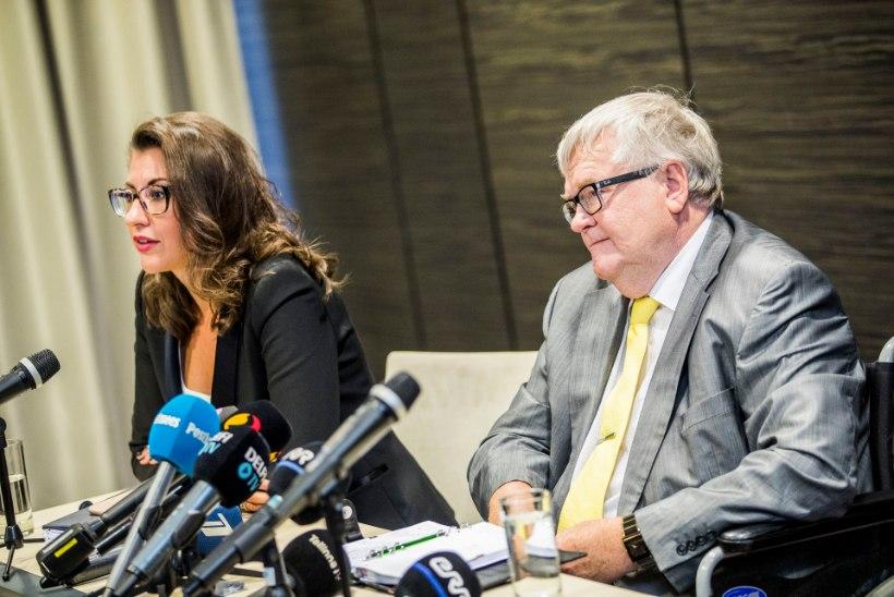 Kahjurõõm ja pettumus   Mida arvavad poliitikud ja analüütikud Savisaare nimekirjast?