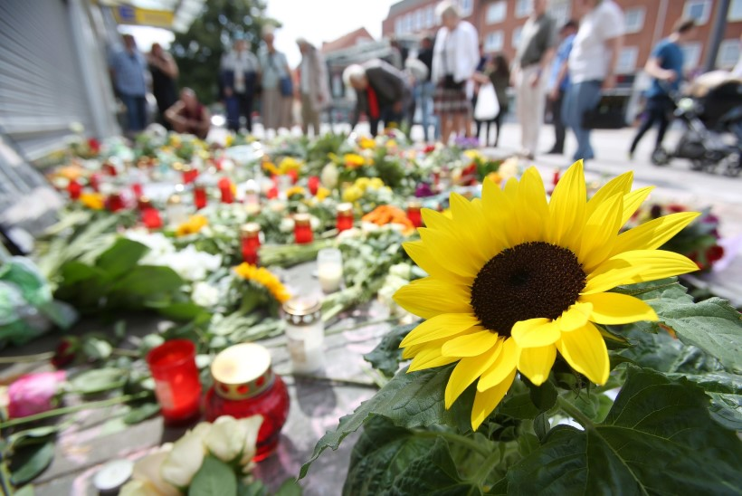 Hamburgi noamõrvar Ahmad Alhaw soovis surra märtrina