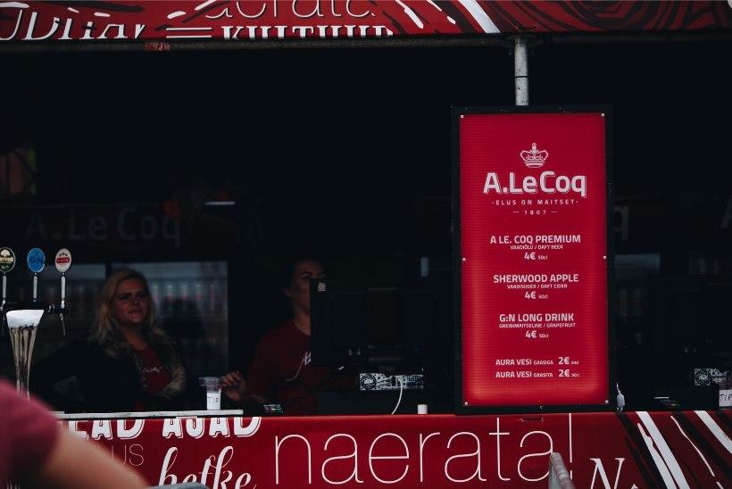 ÕHTULEHE VIDEO | Weekendil saab õlle kätte 4 euroga, korraliku prae eest tuleb välja käia poole rohkem