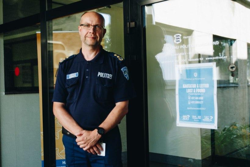 """Pärnu politseijuht: meil on """"Weekendil"""" abiks ka Ida, Põhja ja Lõuna prefektuurid"""