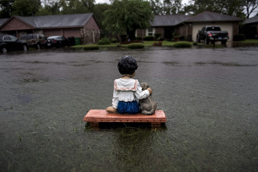 Houstonis kehtestati öine liikumiskeeld