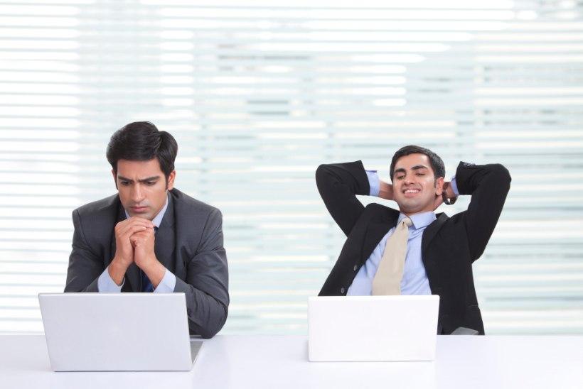 13 põhjust, miks sa kolleegidele närvidele käid