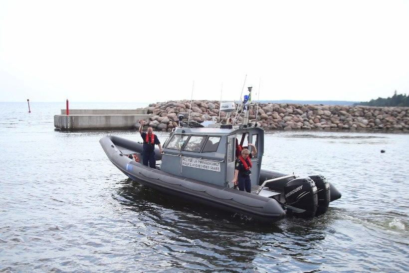 Paadipõgenikud on jõudnud ka Soome lahele! Piirivalve hakkas lauskontrolli tegema