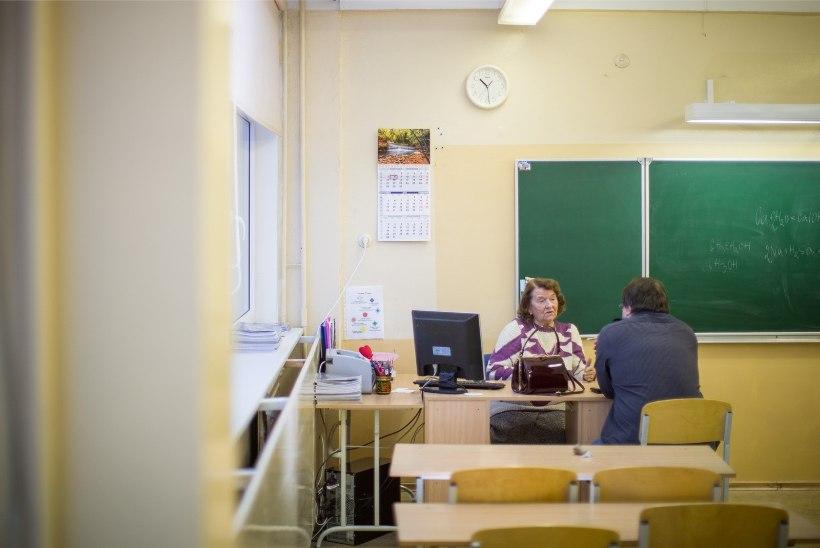 HULLEM ON ALLES EES: 1. septembriks on õpetajatest puudus käes