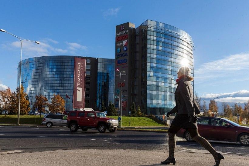Valimisliidu loonud Sõõrumaa uus arendus pahandab linnaelanikke