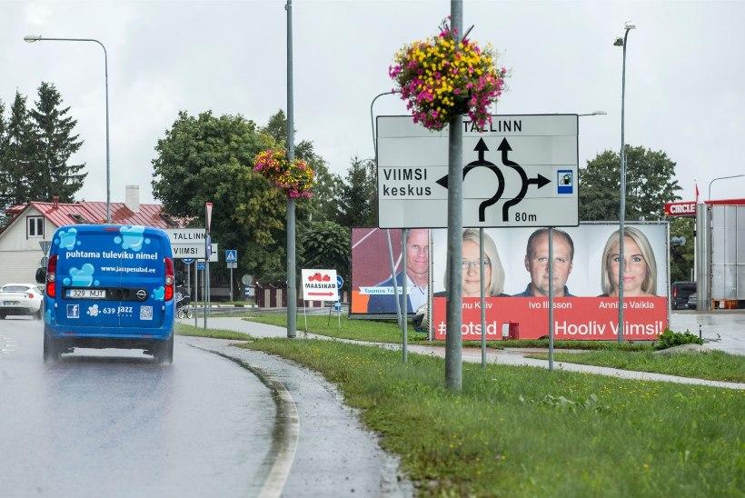 Tallinna sotside programmi keskmes on lapsed, roheline pealinn ja liikumine