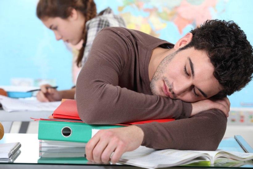 Viis märki, mis viitavad, et põed ohtlikku narkolepsiat