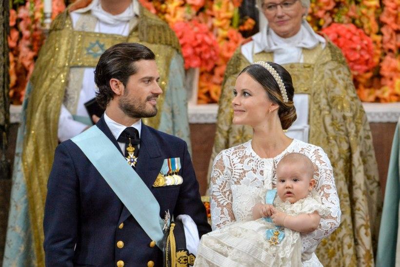 RÕÕMUS UUDIS! Rootsi printsess Sofia sai teise lapse!