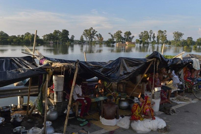 Lõuna-Aasias on sel suvel ilmastikuolude tõttu hukkunud juba üle 1000 inimese
