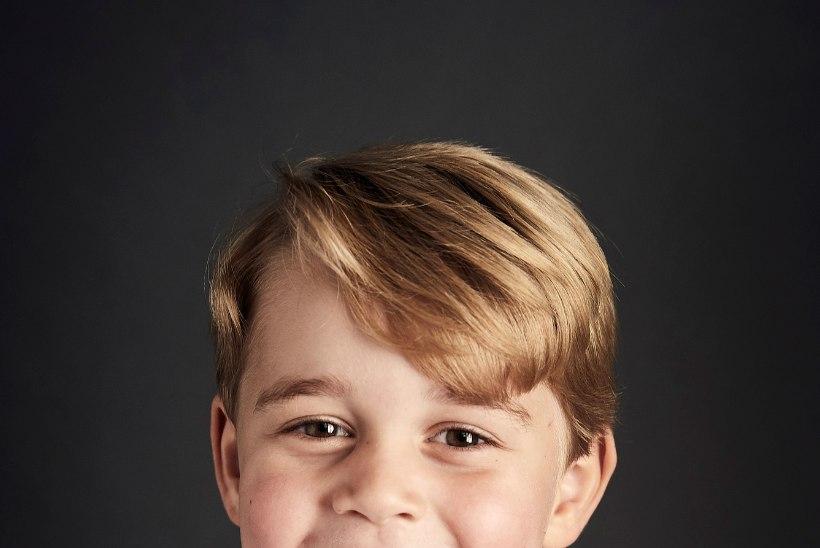 Prints George'ist sai koolijüts