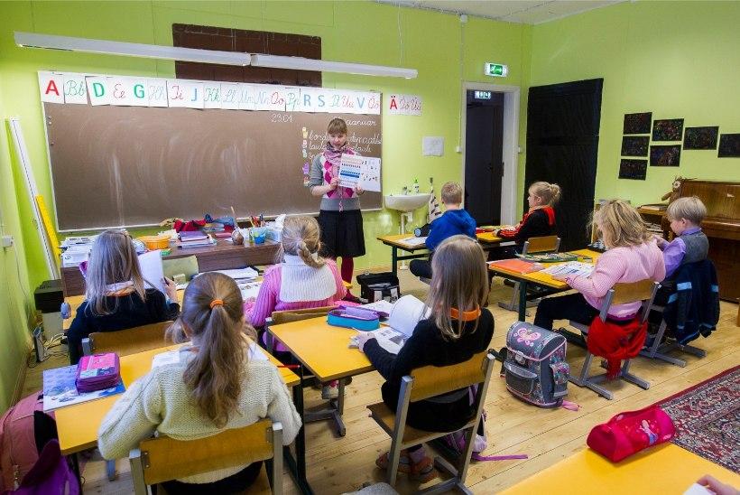 ÜLE MÕISTUSE: Erakoolide õppemaksu ajavad lakke kinnisvarakulud