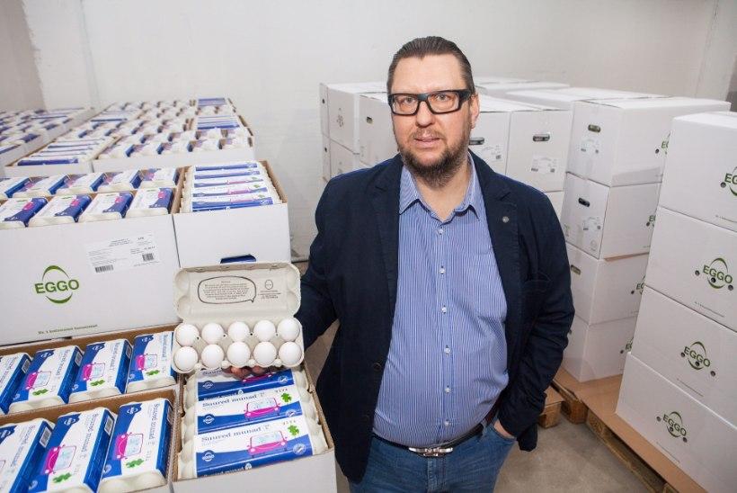 SAKSA LABORITULEMUSED: Eesti Eggo-munad ei sisalda mürki