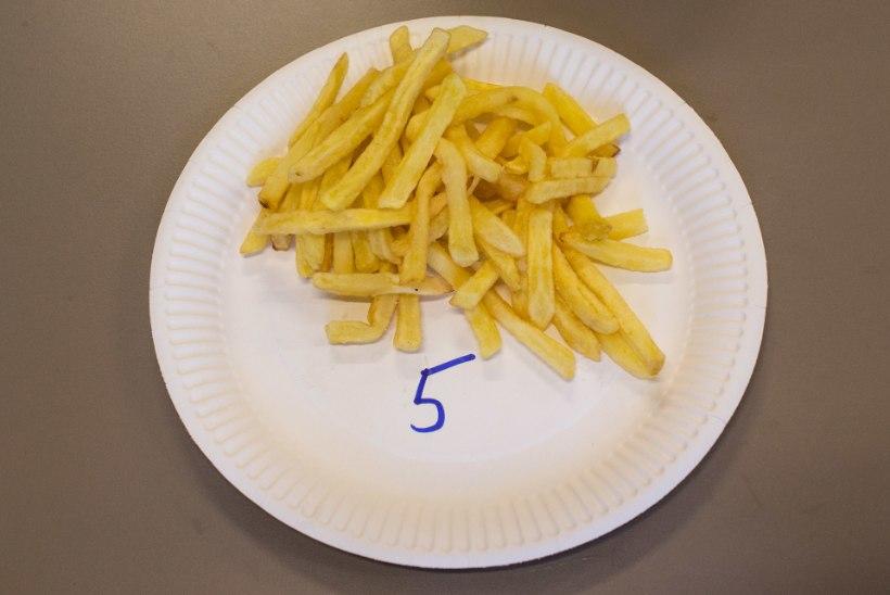 ÕHTULEHE TEST | Friikartul: tänavatoit või restoraniroog?