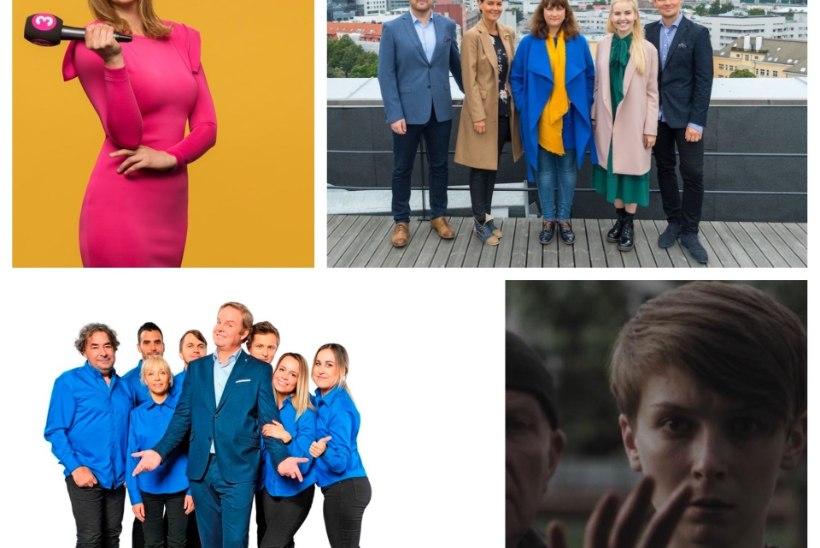 9f4d5203be1 SUUR ÜLEVAADE: mida toob sügis eesti telemaastikule, mida uut näitavad ETV,  Kanal 2