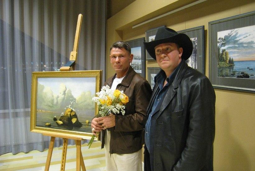 VIDEO | Elu musta ja valget poolt näinud kunstnik Nikolai Bleskov: kõige tähtsam on mitte murduda!