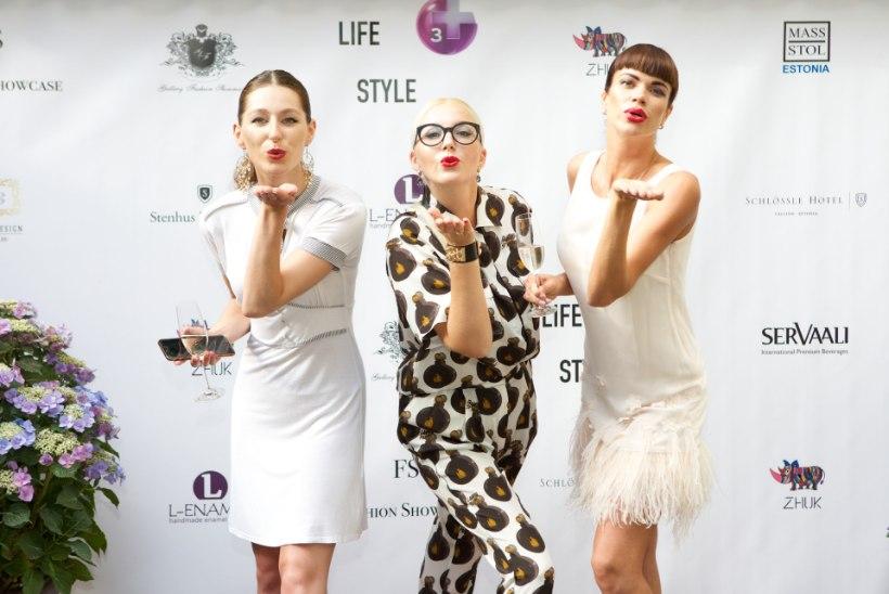 PILDIGALERII    Summer Fashion Showcase näitas Schlössle Hotelli terrassil selle suve kuumimaid moetrende