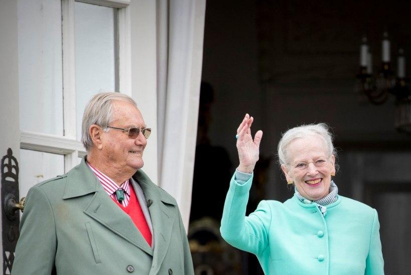 Taani prints Henrik teatas, ei ta ei soovi saada maetud abikaasa kuninganna Margarethe II kõrvale