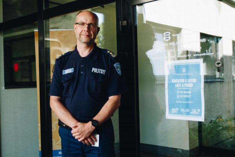ÕHTULEHE VIDEO | Pärnu politsei on pidanud tegelema mõne kakluse ja suure hulga narkootikumidega