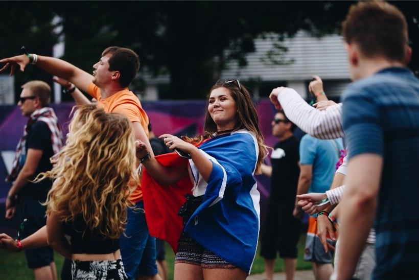 TANTSI, NAGU HOMSET EI TULEKS! Vaata videost, kel on Weekendi parimad tantsuliigutused!