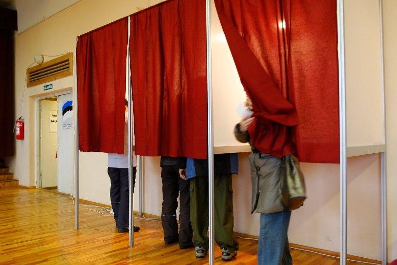 30 000! Kohalikel valimistel saab tänavu osaleda rekordarv võõramaalasi