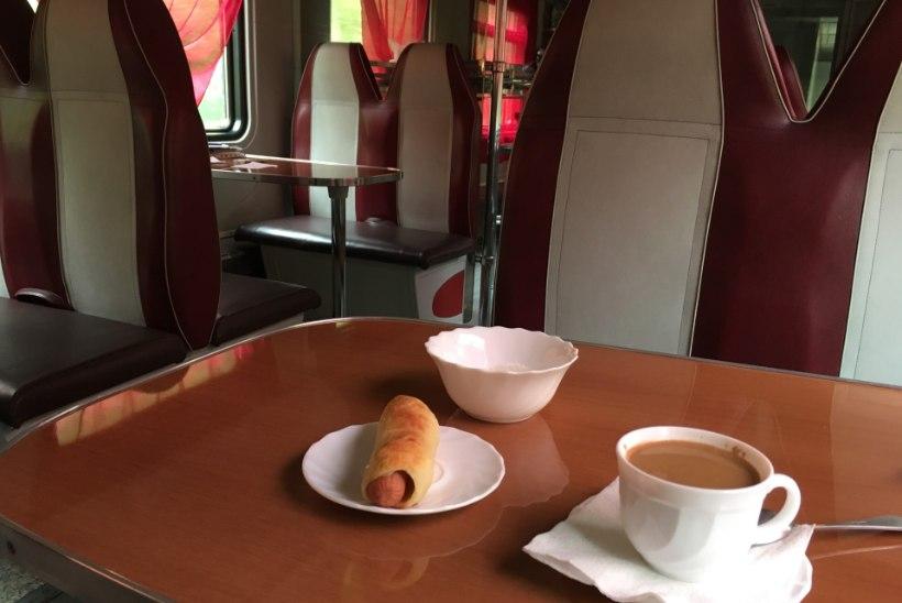 Trans-Siberi lood: te ei tohi seda kohvi juua, see on rongirestoranis keelatud – ehk kuidas seal asjad tegelikult käivad?