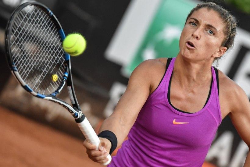 Plekilise mainega Itaalia tennisestaar põrus dopinguga