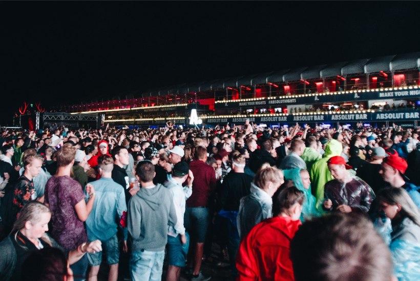 Weekend Festival Balticut külastas kolmel päeval 75 000 inimest