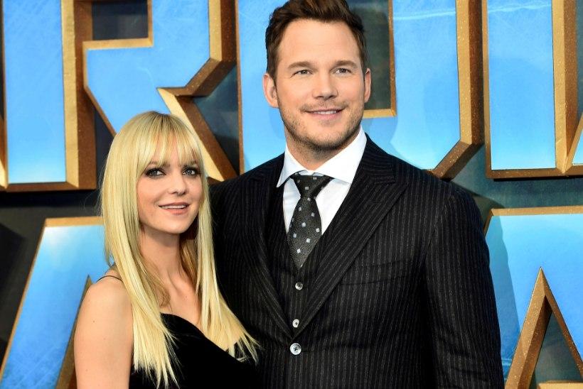 MIS JUHTUS? 8 aastat abielus olnud näitlejapaar Chris Pratt ja Anna Faris teatasid lahutusest!