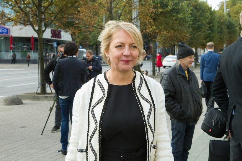 Vilja Toomast kandideerib Tallinnas Nõmme piirkonnas