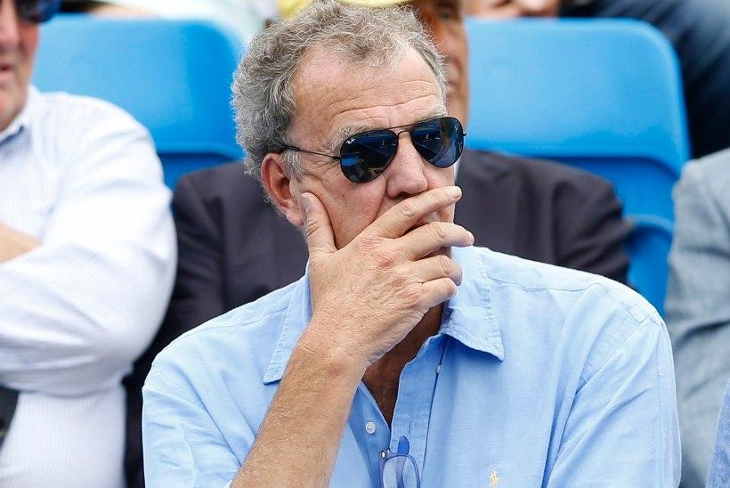 Jeremy Clarkson viidi Mallorcal puhkusel kopsupõletikuga haiglasse