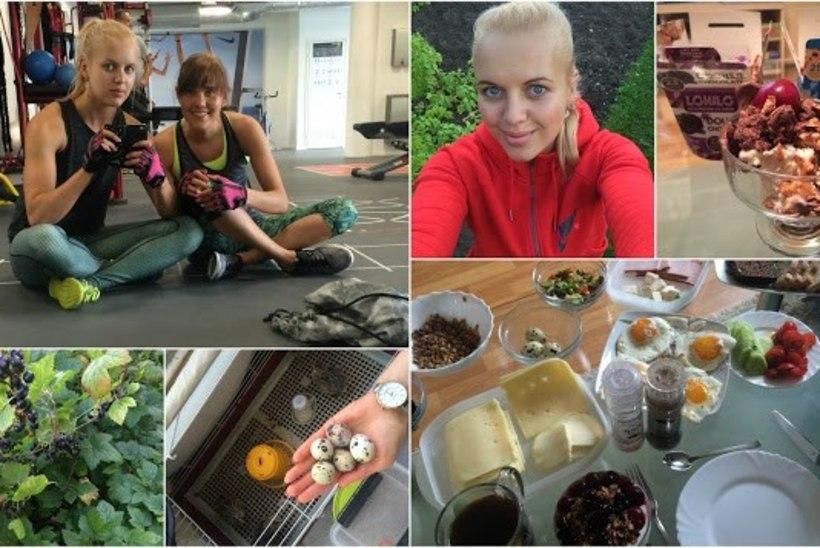 Toidu- ja trenniblogija Hiie-Liin: ikka veel suvelainel