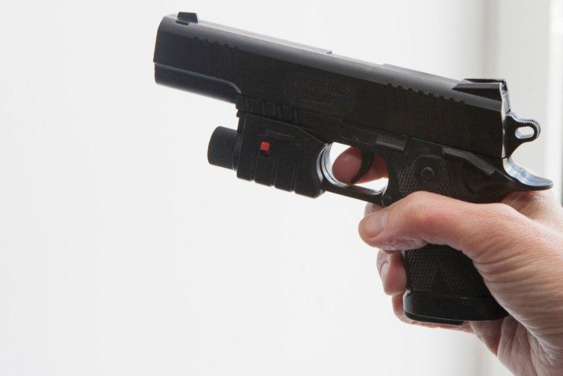 Kassi vigaseks tulistanud mees sai trahvi