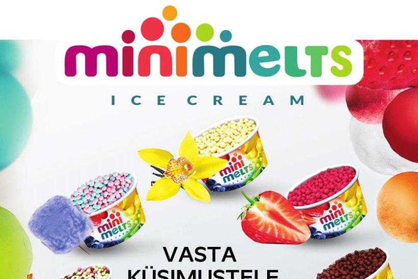 MÄLUMÄNG | Vasta küsimustele ja võida põnevat maitsvat jäätist!