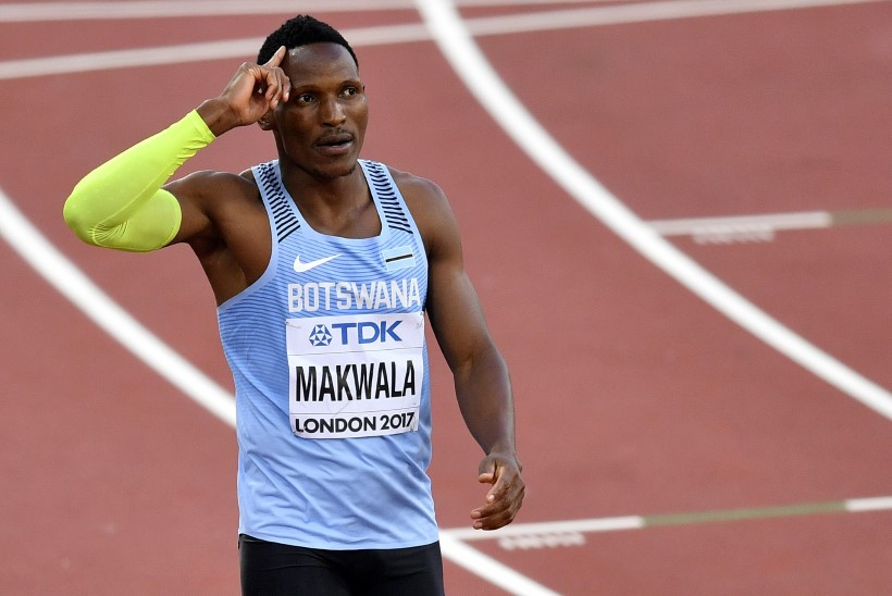 TOHOH! Olematu kõhuviiruse tõttu Londoni MMil finaalist eemale jäänud kergejõustikuäss peab 200 meetris poolfinaali jõudmiseks üksi jooksma
