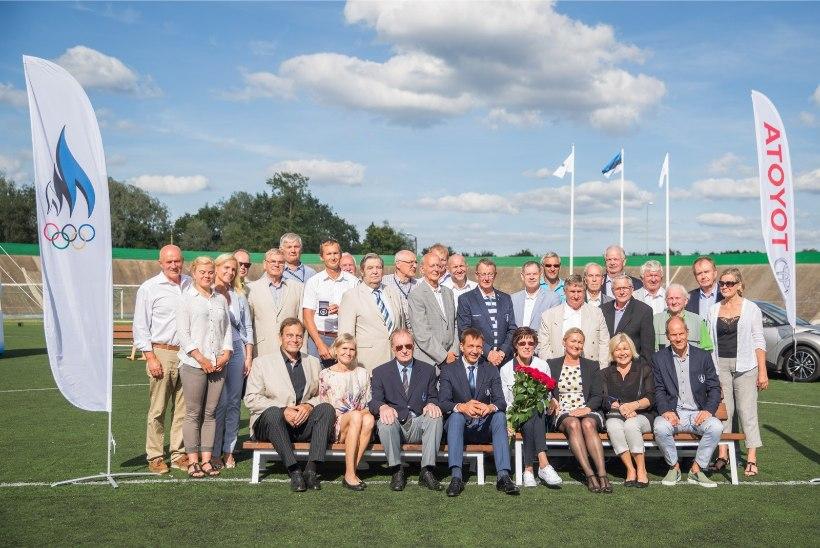 GALERII   Pirital said kokku 25 aastat tagasi Barcelona olümpiamängudel käinud sportlased
