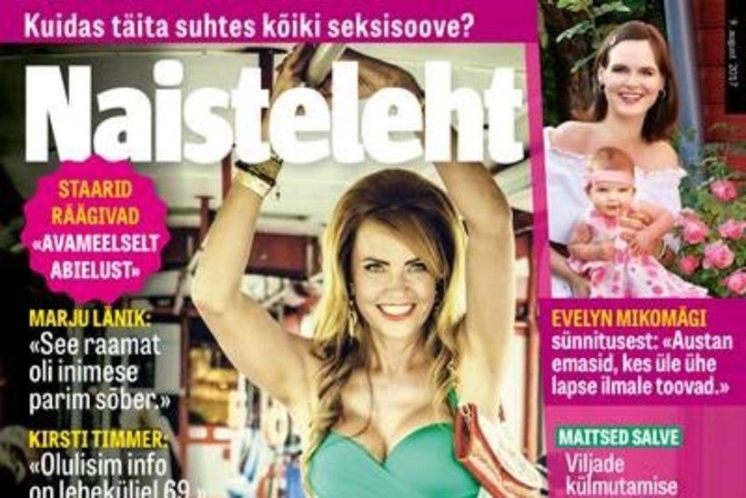 Kuidas muutis seksiraamat Eesti staaride elu? Avameelselt räägivad Anu Saagim, Anne Veski, Heidy Tamme ja paljud teised!