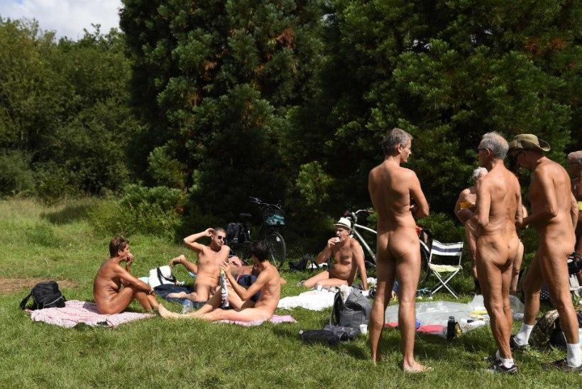 Pariisis avati esimene nudistide park