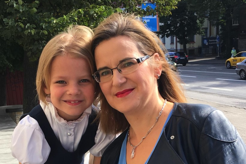 Liisa Pakosta: vanemad lapsed on pesamuna hoolikalt kooliks ette valmistanud