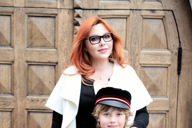 """Katrin Sangla saatis kooli kolmanda poja: """"Esimest korda tundsin, et oeh, läheb jälle lahti!"""""""