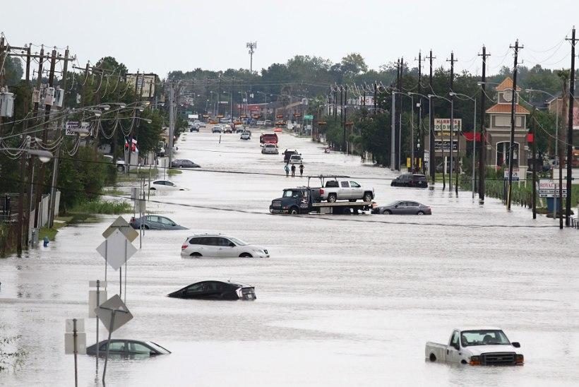 Orkaaniohvrite arv tõusis USAs 47ni, kahjud 125 miljardit