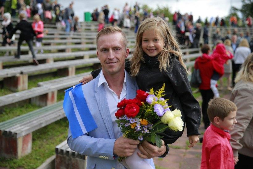 Rein Kahro: tütar Arabella läheb muusikaklassi