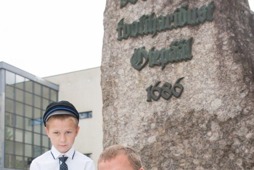 Aivar Rehemaa poja kooli minekust: olen Aaronit utsitanud, et ta suve jooksul lugemist ei unustaks
