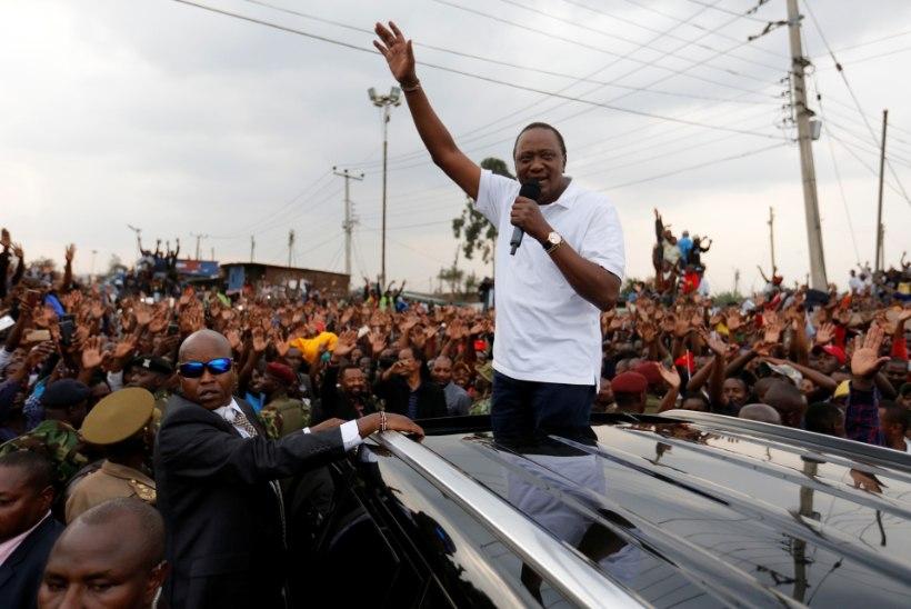 Kohus kuulutas Keenia presidendivalimiste tulemuse kehtetuks