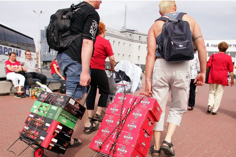 Soome võtab terroristidelt passid ära ja tõstab alkoholiaktsiisi