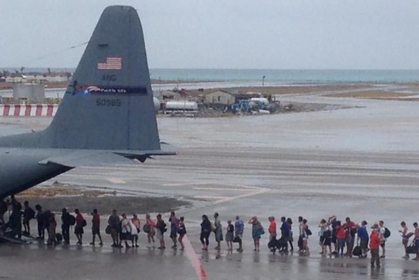 OTSE ja VIDEOD | Irma saabus! USA president Trump õnnistas ameeriklasi, lahkuda soovijate jaoks on juba hilja
