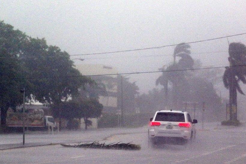 ORKAANIGALERII | Vaata, mida saatis Irma korda Kariibidel ja Floridas