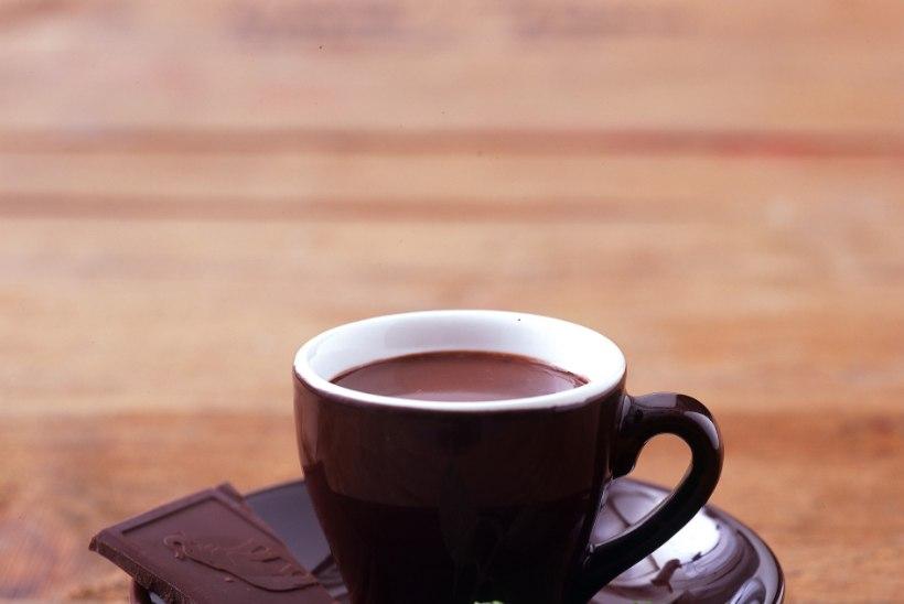 Viis põhjust, miks peaksid oma tervise nimel rohkem kakaod jooma